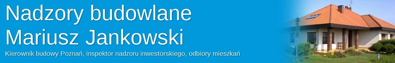 Nadzory Budowlane Mariusz Jankowski